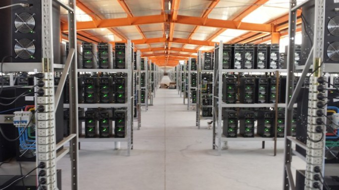 Bitcoin-mining-farm-in-China